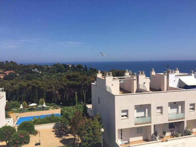Comfortable townhouse in a prestigious quiet area, Lloret de Mar, Costa Brava, Spain