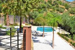 Beautiful house just 1 km from the Andalusian village of El Chorro.
