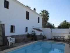 Attractive two storey, 7 bed, 2 bath, refurbished, traditional Spanish house.