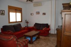 Detached Villa Alora with guest house