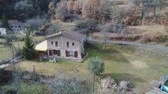 CASA LA MINA WITH 17 Ha of Land on the Pyrenees