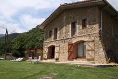CASA LA MINA WITH 17 Ha of Land on the Pyrenees
