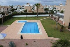 Sunny South-Facing Town House In La Mata